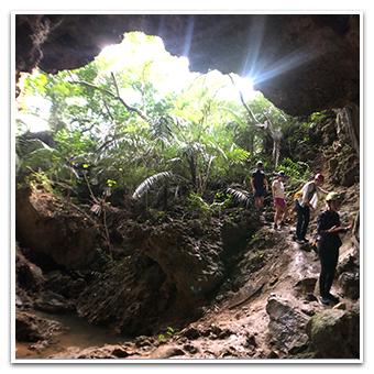 洞窟イメージ
